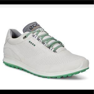 Sneaker ECCO WOMEN'S GOLF-BIOM HYBRID 2 size 9-9.5